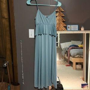 Mid length ASOS dress